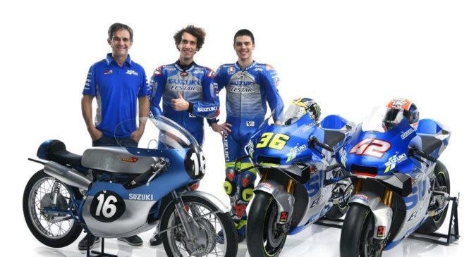 Pri Suzukiju kažejo drugačno pot, da se nebi ponovilo leto 2011, ko so izstopili iz MotoGP
