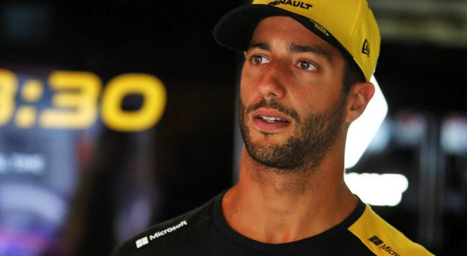 Naslednik Ricciarda ne bo znan pred začetkom letošnje sezone