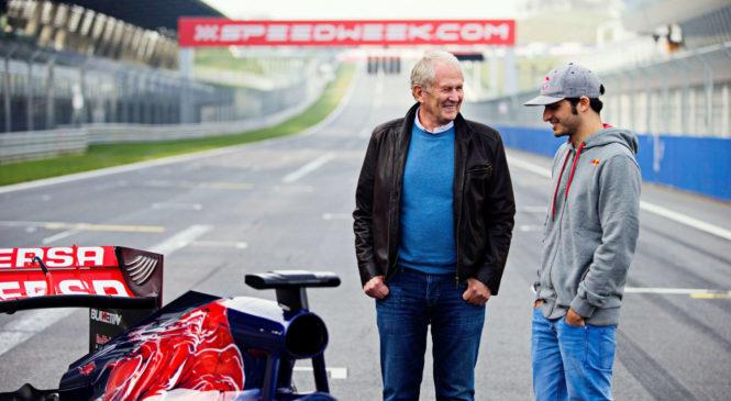 Marko: Sainz je prav izbira za Ferrari