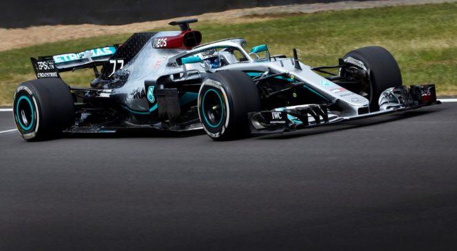 F1: Mercedes znova na stezi