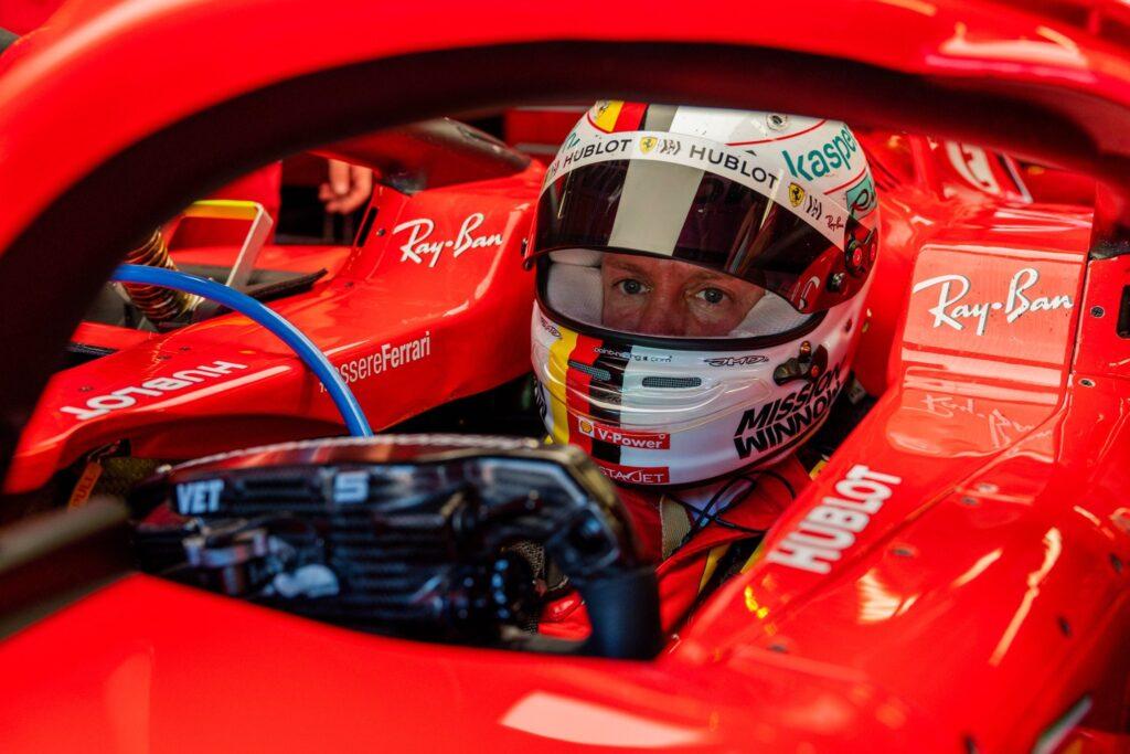 Sebastian Vettel bo letos v garaži Ferrarija nezaželen