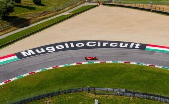 URADNO: Formula 1 septembra letos na dirki v Mugellu