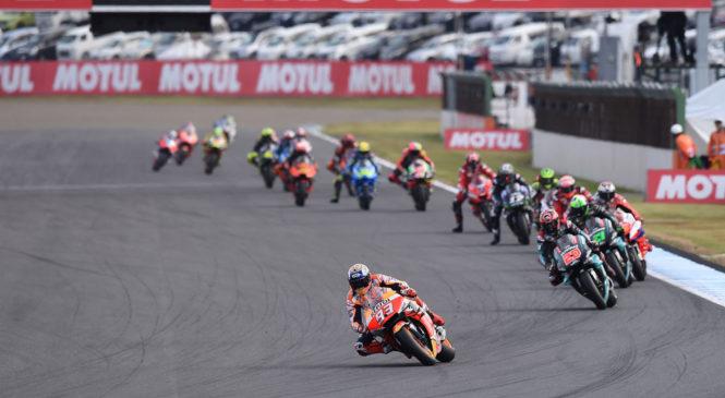Odpovedana tudi Japonska, ali bomo spremljali samo dirke po Evropi?