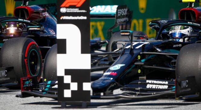 F1: Bottas slavil na prvi letošnji dirki v Avstriji