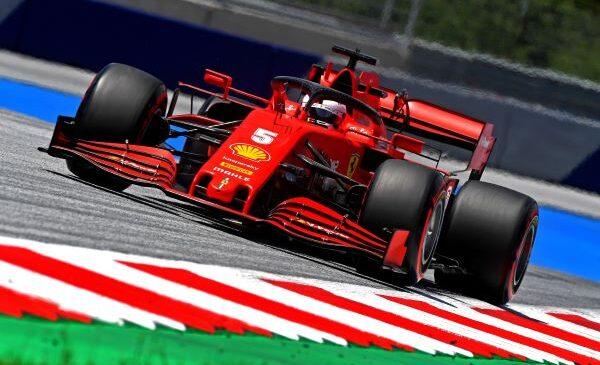 Ferrarijev dirkalnik je močno počasnejši od lanskega