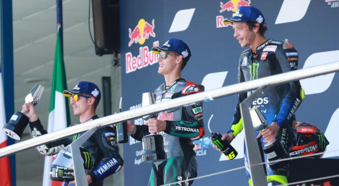 To je trik s katerim je Yamaha v Jerezu posegla po trojni zmagi