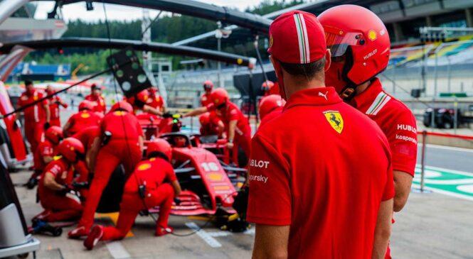Ferrari z novimi posodobitvami že ta konec tedna