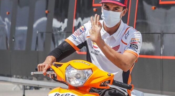 "Marquez: Telo je reklo ""stop""!"