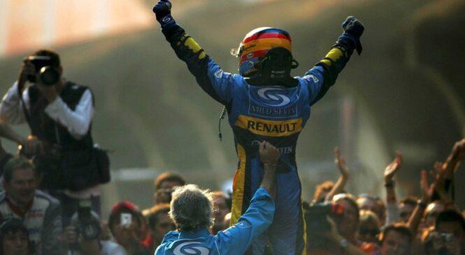 Renault potrdil prihod Alonsa