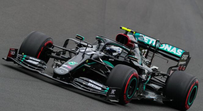 Mercedesa najhitrejša pred kvalifikacijami