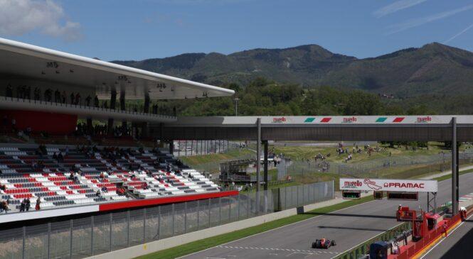 Formula 1 septembra v Mugellu, v Sochiju prvič z gledalci