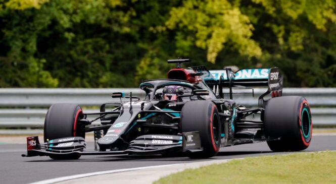 Hamilton dobil kvalifikacije na Hungaroringu