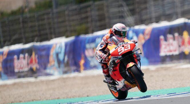 Marquez po uspešni operaciji le brez ene dirke