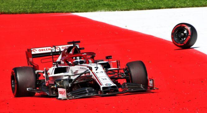 Alfa Romeo bo plačala za Raikkonenovo odpadlo kolo