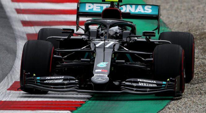 Bottas dobil prve letošnje kvalifikacije, polom Ferrarija