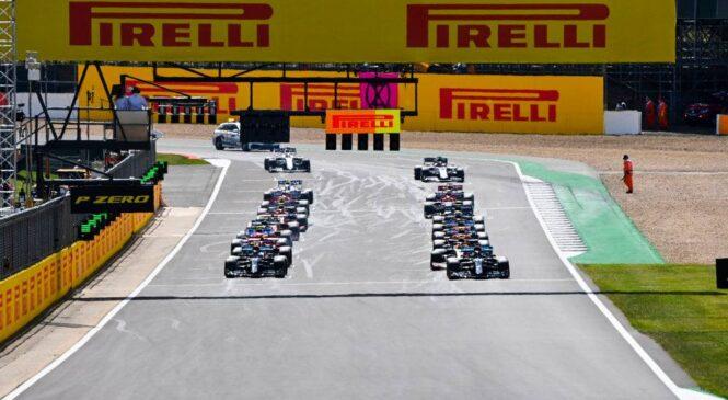 Formula 1: Točkovanje svetovnega prvenstva po VN Velike Britanije