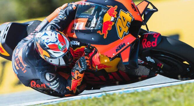 MotoGP Avstrija: Espargaro in KTM na vrhu prvega treninga