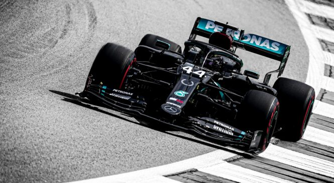 F1: Hamilton v Španiji do 88. zmage v karieri