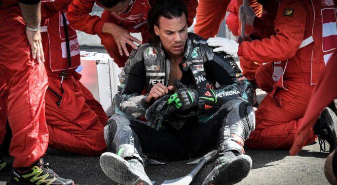 Rossi: Zarco je nor!
