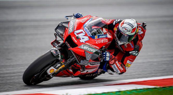 MotoGP: Dovizioso v Avstriji do prve letošnje zmage