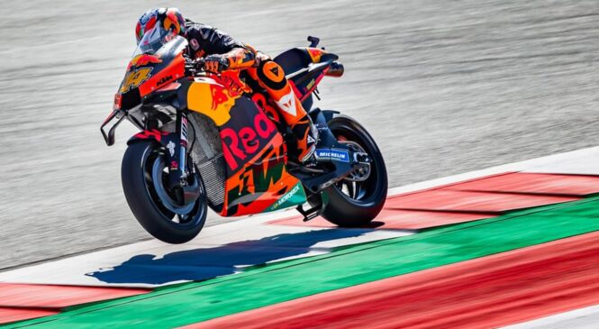 Espargaro: Kako dober je KTM bomo videli ko se pomerimo z Marquezom