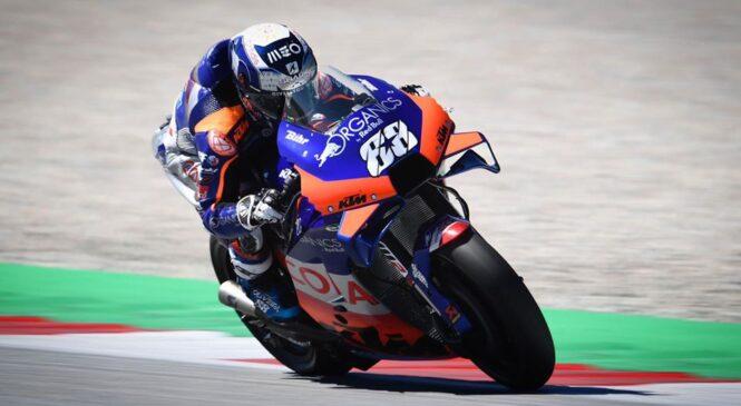 MotoGP VN Štajerske: Oliveira s KTM-om prekinil Ducatijev niz zmag v Avstriji!