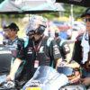 Dirkači MotoGP zaskrbljeni zaradi prvega pozitivnega primera covid-19 v F1