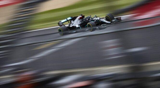 Formula 1 Španija: Mercedesa najhitrejša na začetku konca tedna v Španiji