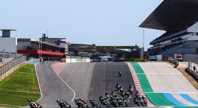 Uradno: Portimao bo gostil zaključno dirko letošnje sezone MotoGP