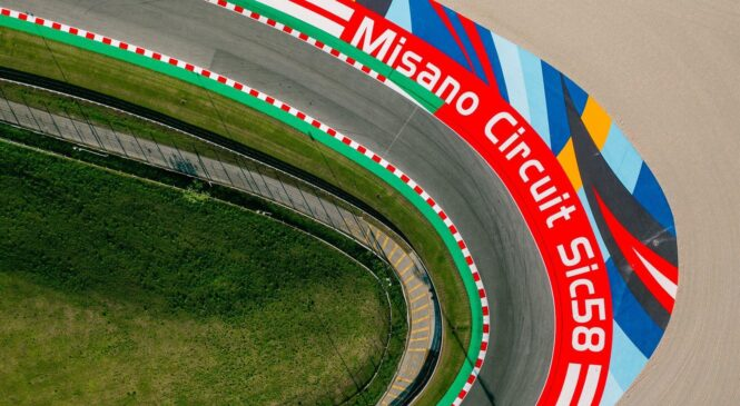 MotoGP: V Misanu prvič na tribunah tudi gledalci