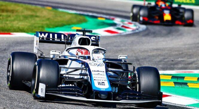 "Russell: Formula 1 naj v Bahrajnu preizkusi ""joker krog"""