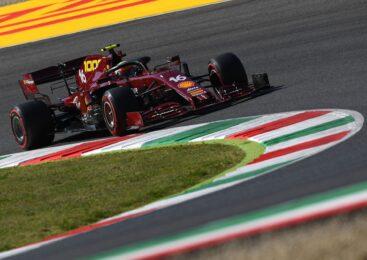 Leclerc si želi, da bi se Formula 1 vrnila v Mugello