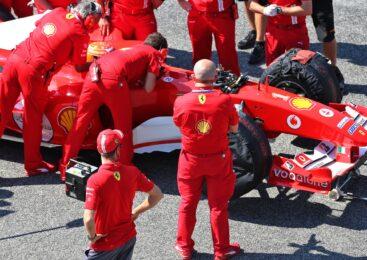 Ferrari F2004 predrag za Vettla