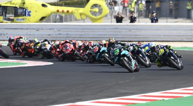 Točkovanje MotoGP prvenstva 2020 po VN San Marina: Dovizioso prevzema vodstvo