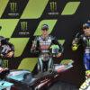 Kvalifikacije so pripadle ekipi Petronas Yamahe, Moribidelli najhitrejši