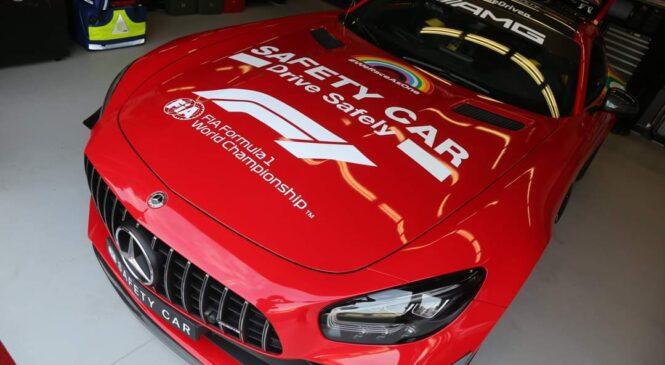 Varnostni avtomobil bo v Mugellu odet v Ferrarijevi rdečo barvo