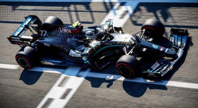 VN Toskane F1: Bottas najhitrejši, obetaven začetek za Ferrari