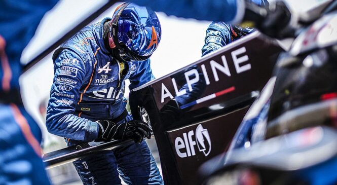 Moštvo Renault bo v sezoni 2021 nosilo ime Alpine F1