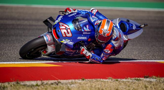Rins je zmagovalec dirke v Aragoniji