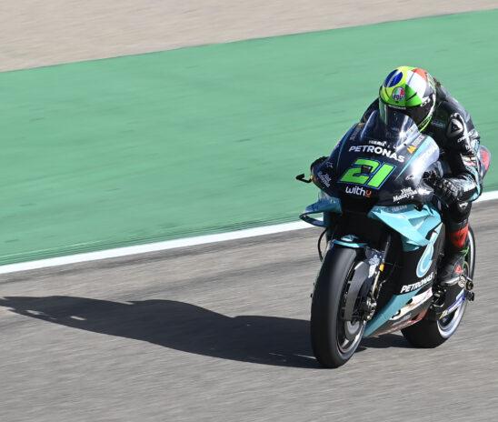 MotoGP VN Teruela: Morbidelli do zmage, na stopničkah še Rins in Mir