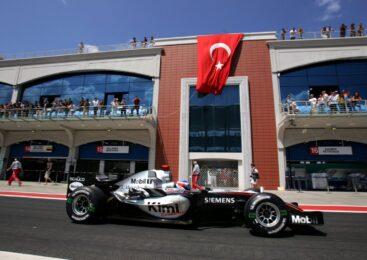 Turčija se želi vrniti na koledar dirk Formule 1