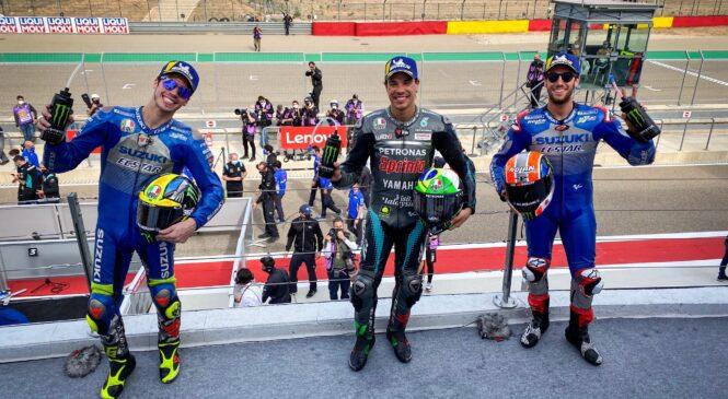 MotoGP VN Teruela: Izjave najboljših treh na dirki