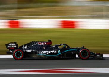 VN Portugalske, FP1: Bottas najhitrejši na prvem preizkusu steze v Portimau
