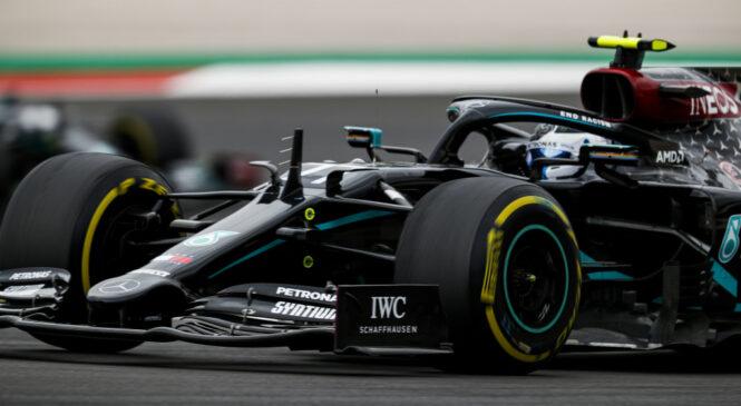 VN Emilije Romanje: Bottas v boju za pole position premagal Hamiltona
