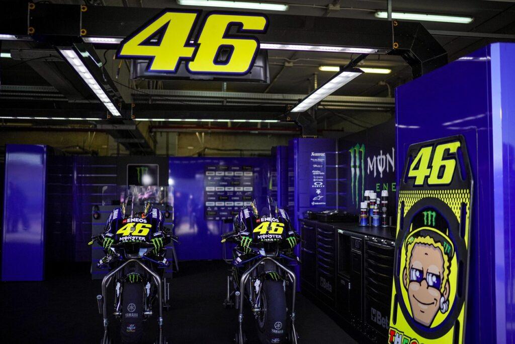 Valentino Rossi bo izpustil 2. dirko v Aragoniji, Yamaha ga ne bo nadomeščala