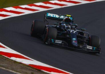 Bottasu kvalifikacije na Nürburgringu