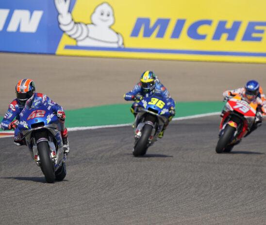Točkovanje prvenstva MotoGP 2020 po dirki v Aragoniji