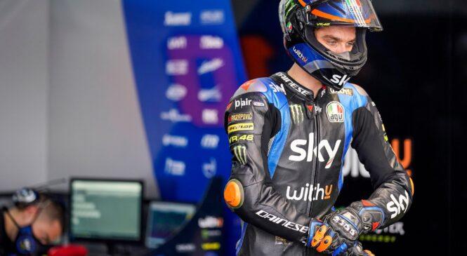 Uradno: Rossijev brat Marini prihaja v MotoGP