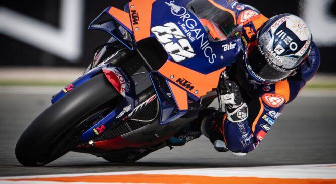 MotoGP VN Portugalske FP1: Domačin Oliveira najhitrejši pred Vinalesom