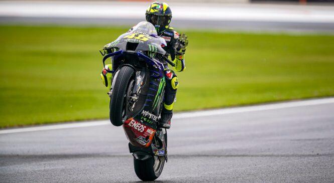 Yamaha: Rossi ostaja pomemben za razvoj